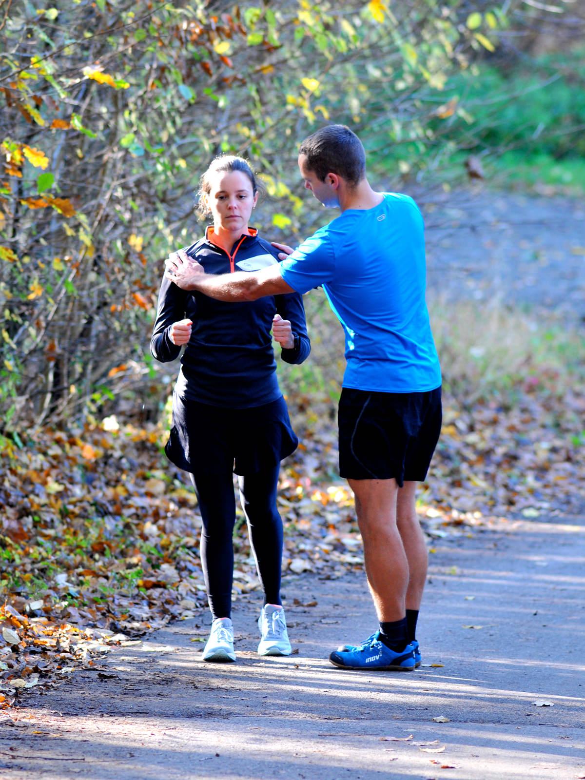 Personal Training, um wieder schmerzfrei Sport machen zu können