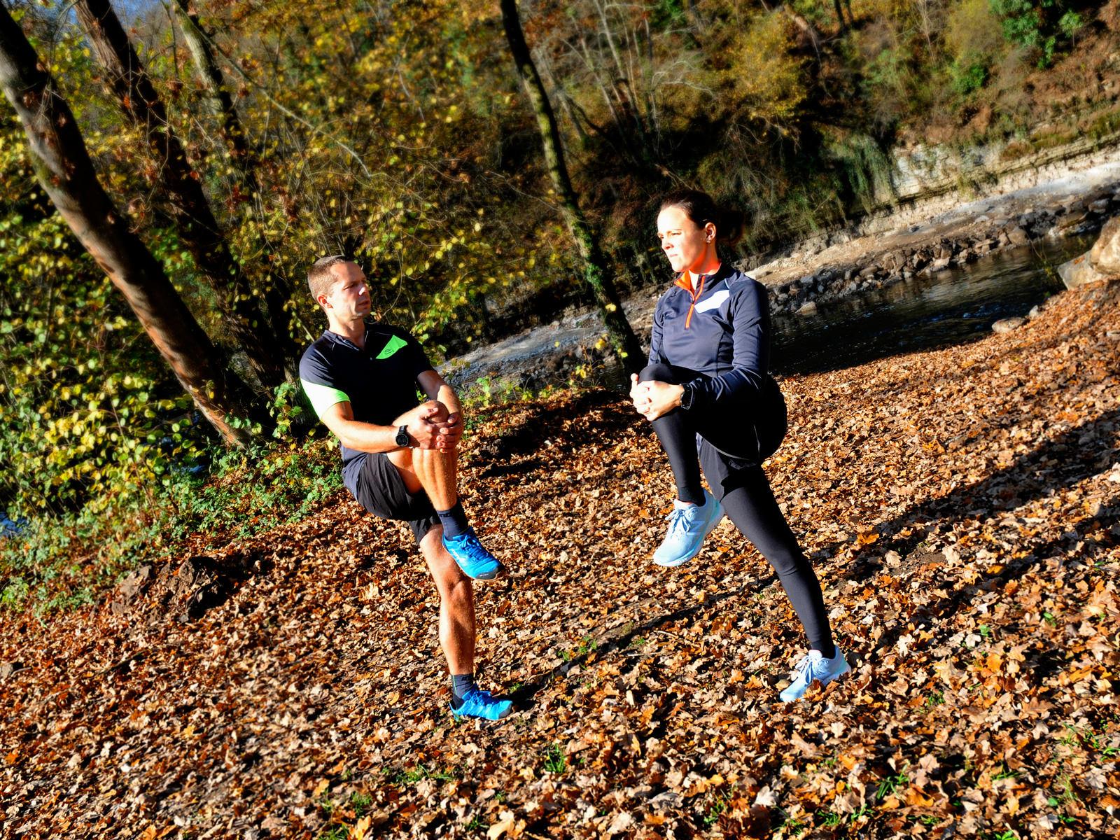 Eindrücke vom Athleten-Coaching für Triathleten und Läufer