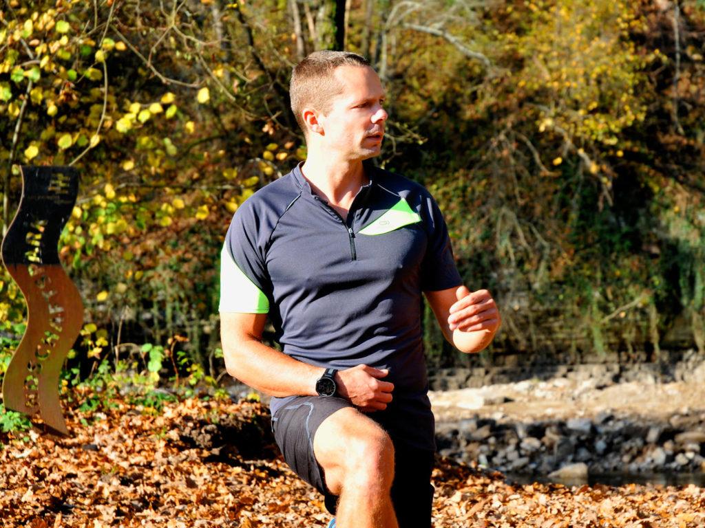 Coach Dave, Personal Trainer und Coach für Sportler: Läufer und Triathleten
