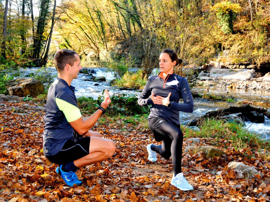 Online-Coaching-Programm für Athleten, für Läufer und Triathleten