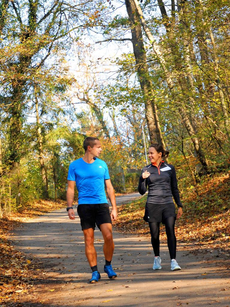 Schmerzen verringern und Wettkämpfe wieder möglich machen mit Personal Training