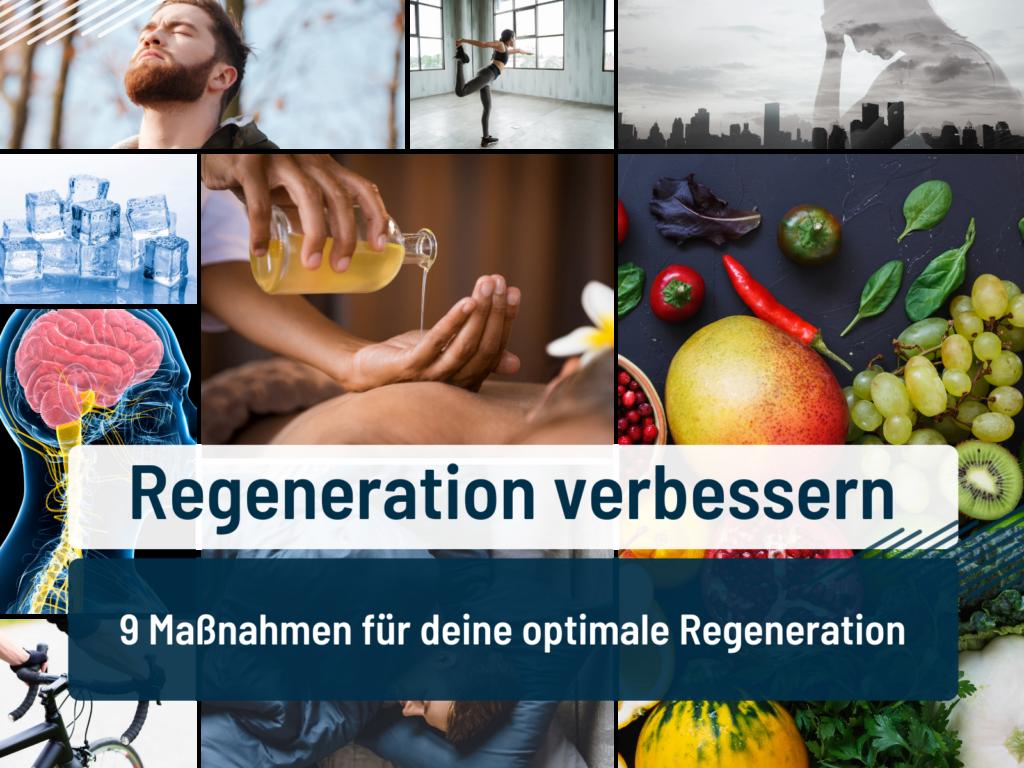 Regeneration verbessern