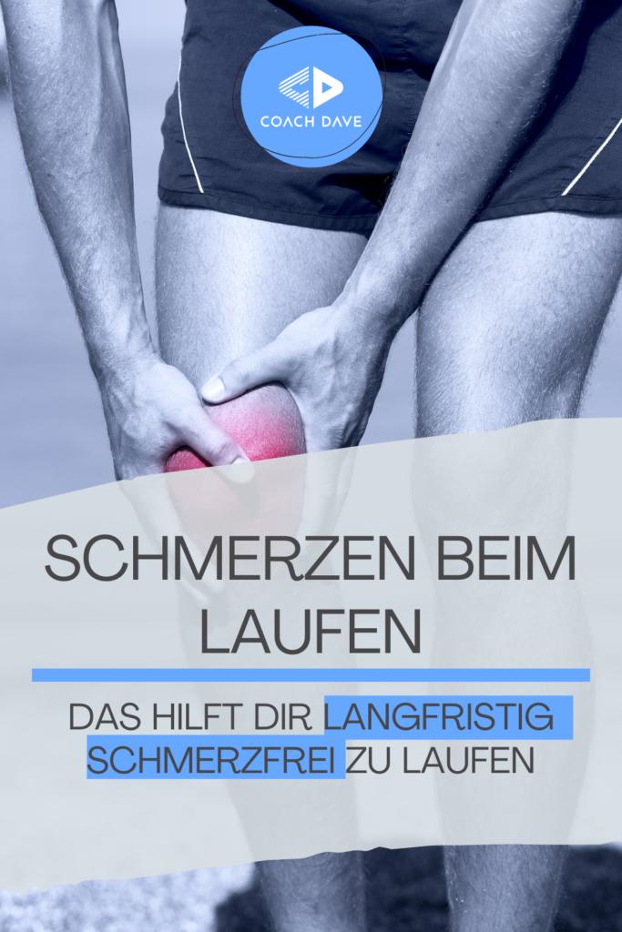 Schmerzen beim Laufen